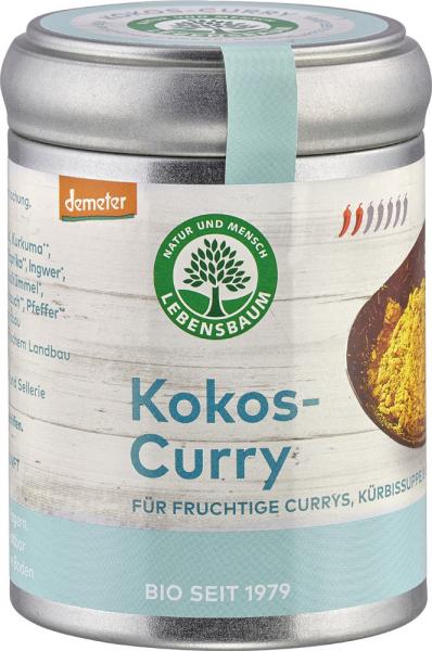 Curry bio cu cocos [0]