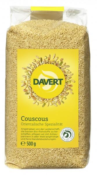 Cuscus bio 500g DAVERT 0