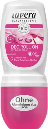Deo Roll-on cu trandafir salbatic 0