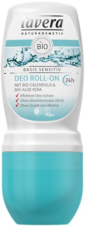 Deo Roll-on lavera Bazis sensitiv 0