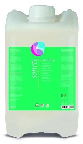Detartrant (anticalcar) ecologic 10L Sonett 0