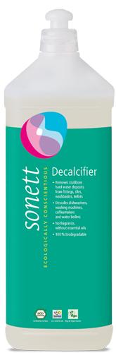 Detartrant (anticalcar) ecologic 1L Sonett 0