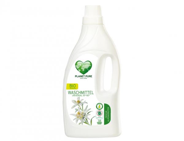 Detergent bio de rufe - flori de munte - 1.55L Planet Pure 0
