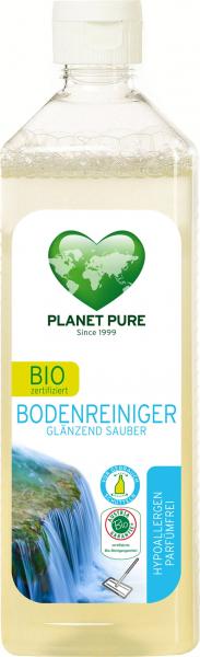 Detergent bio pentru pardoseli hipoalergen - fara parfum - 510ml Planet Pure 0