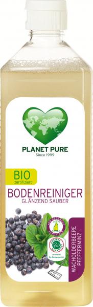 Detergent bio pentru pardoseli - ienupar si menta - 510ml Planet Pure 0
