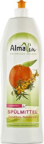 Detergent de vase concentrat cu catina si mandarine 0