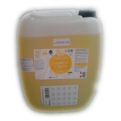Detergent ecologic lichid vrac pentru rufe albe si colorate portocale 20L Biolu 0