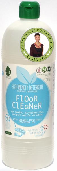 Detergent ecologic pentru pardoseli 1L 0