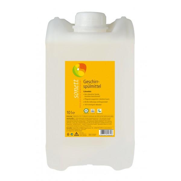 Detergent ecologic pt. spalat vase - galbenele, Sonett 5L 0