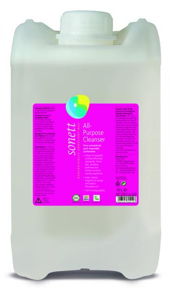 Detergent ecologic universal 10L Sonett 0