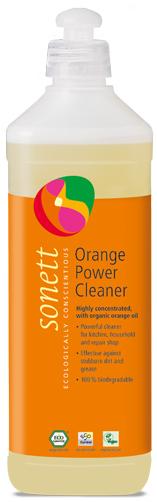 Detergent ecologic universal concentrat cu ulei de portocale 500ml Sonett 0