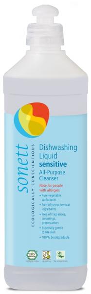 Detergent ecologic universal SENSITIVE Sonett 500ml 0