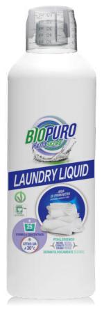 Detergent hipoalergen pentru rufe albe si colorate bio 1L 0