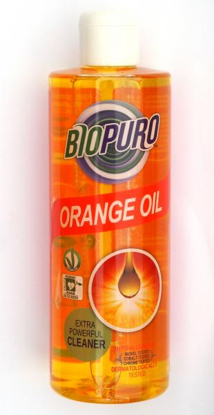 Detergent universal hipoalergen concentrat cu ulei de portocale bio 300ml 0