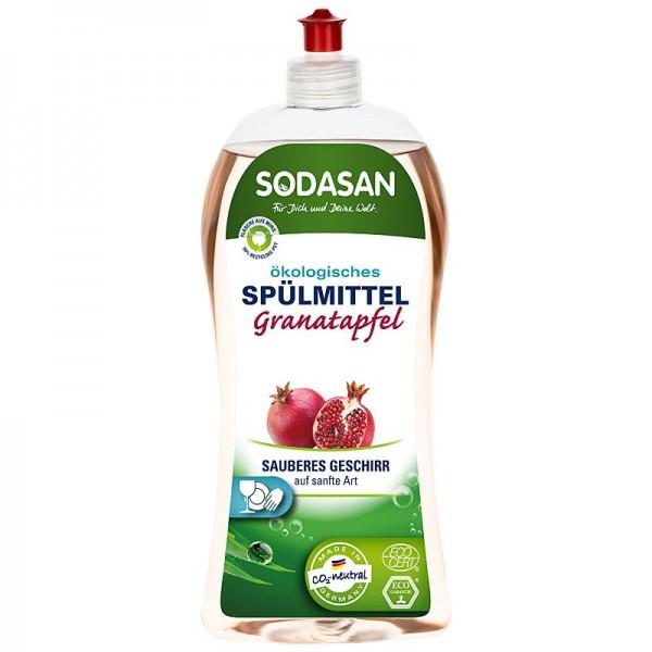 Detergent Vase Lichid Bio Rodie 1L Sodasan 0