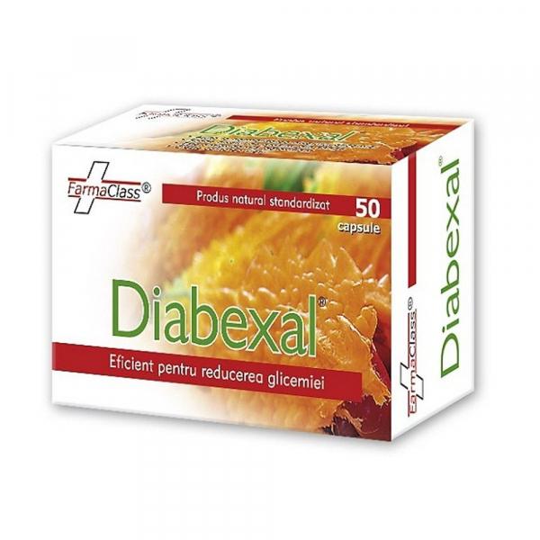 Diabexal, 50 capsule, FarmaClass 0