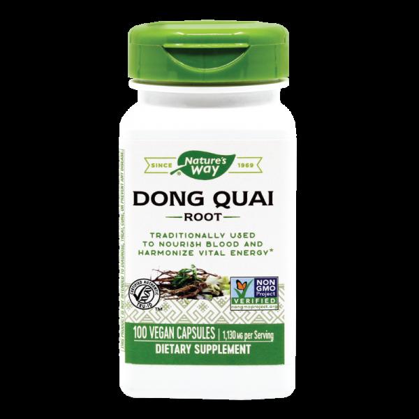 Dong Quai 565 mg Nature's Way, 100 capsule, Secom 0
