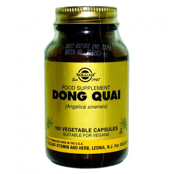Dong Quai, 100 capsule, Solgar 0