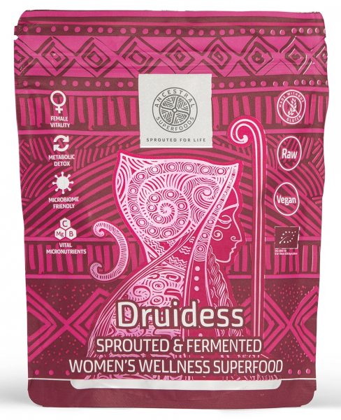 DRUIDESS Women's Wellness Superfood mix bio 200g 0