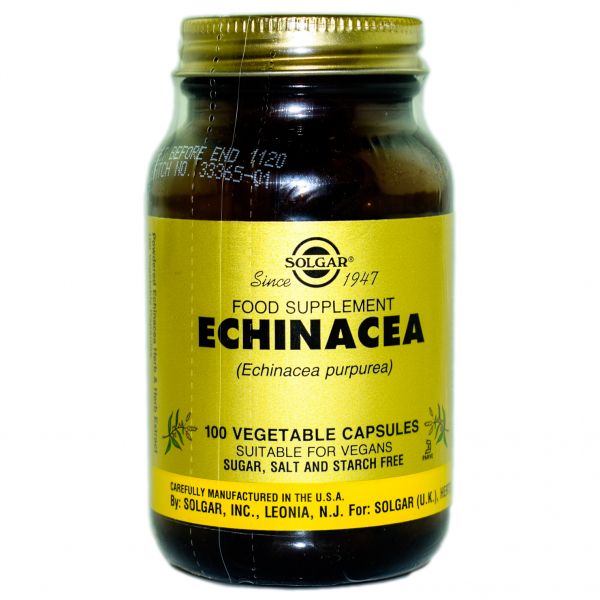 Echinacea, 100 capsule, Solgar 0