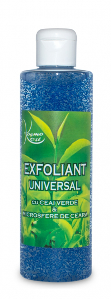 Exfoliant Universal cu Ceai verde, 250ml, Kosmo Line 0