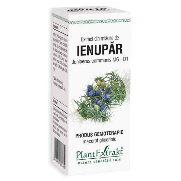 Extract din mlădițe de Ienupăr, 50 ml, Plant Extrakt [0]