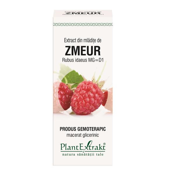 Extract din mlădițe de Zmeur, 50 ml, Plant Extrak [0]