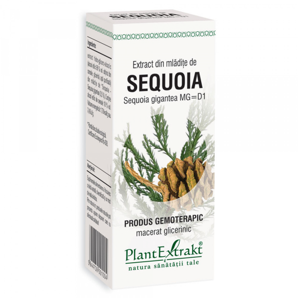 Extract din mlădite de Sequoia, 50 ml, Plant Extrakt [0]