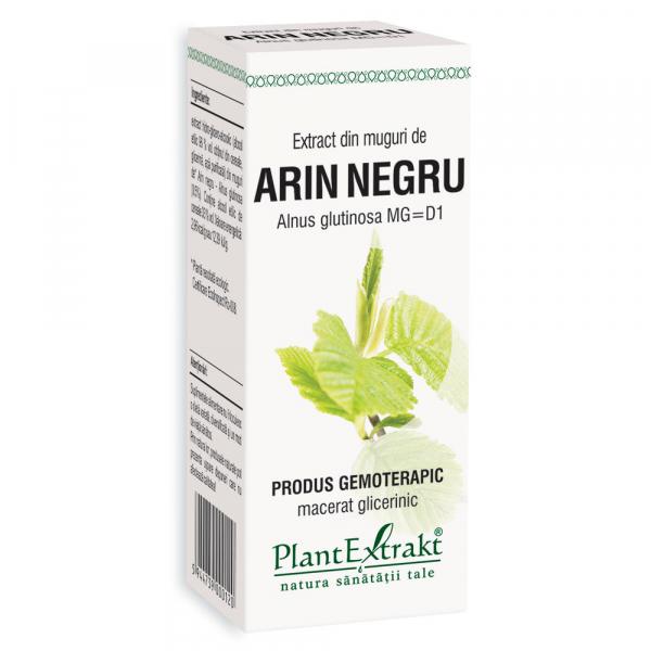 Extract din muguri de Arin Negru, 50 ml, Plant Extrakt [0]