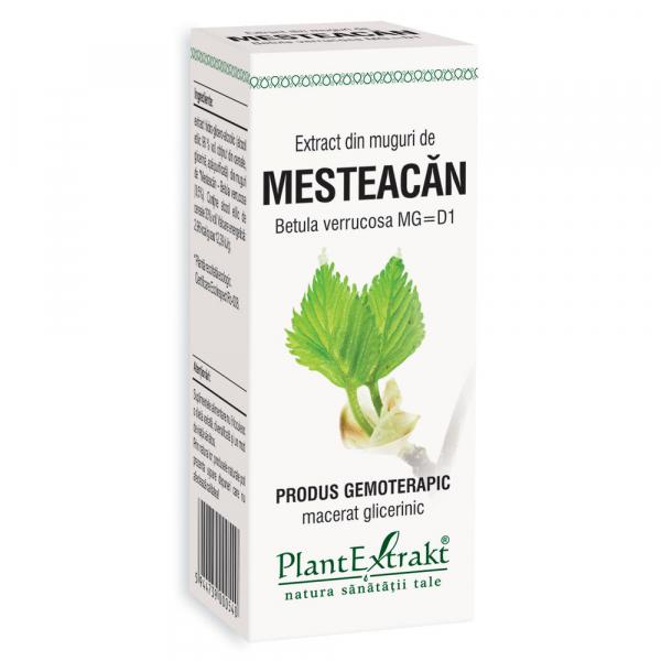 Extract din muguri de Mesteacăn, 50 ml, Plant Extrakt [0]