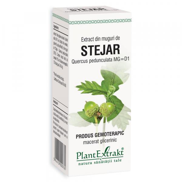 Extract din muguri de Stejar, 50 ml, Plant Extrakt [0]