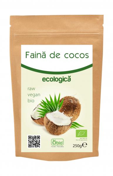 Faina de cocos bio 250g 0