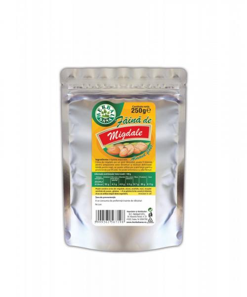 Faina de Migdale, 250 g, Herbavit 0
