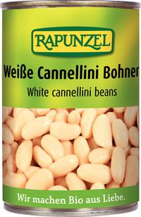 Fasole alba bio Cannellini la doza 0