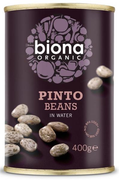 Fasole Pinto bio 400g Biona 0