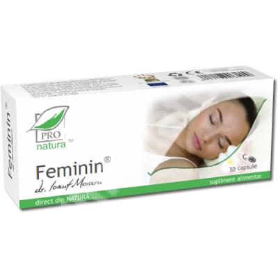 Feminin, 30 capsule, Medica 0
