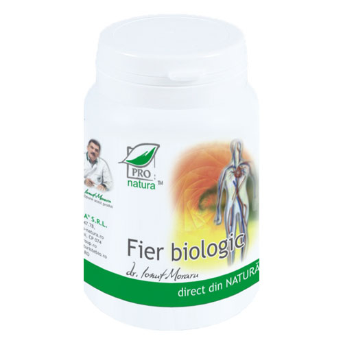 Fier Biologic, 60 capsule, Medica [0]