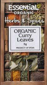 Frunze de curry bio 5g 0