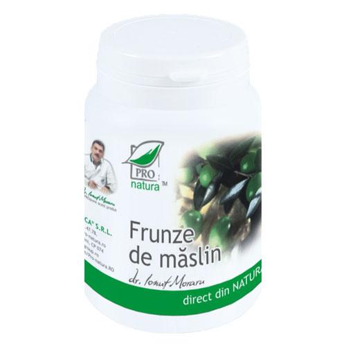 Frunze de maslin, 60 capsule, Medica 0