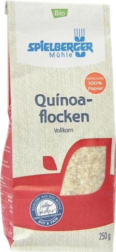 Fulgi de quinoa integrali bio 0