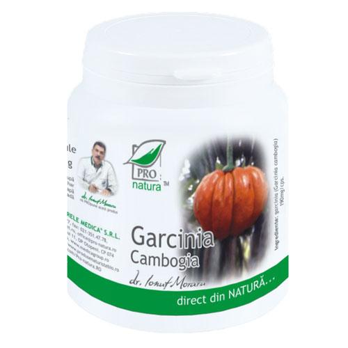 Garcinia Cambogia, 200 capsule, Medica 0