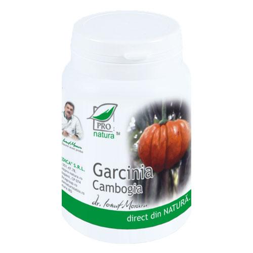 Garcinia Cambogia, 60 capsule, Medica 0