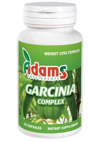 Garcinia Complex, 60 capsule, Adams Vision 0
