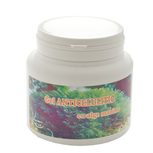 Gel anticelulitic cu alge marine, 500 ml, Kosmo Line 0