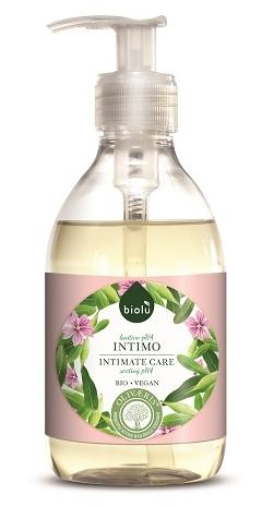 Gel ecologic pentru igiena intima cu tea tree si eucalipt 300ml 0