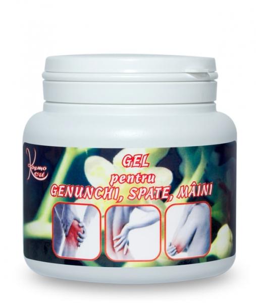 Gel Genunchi, Spate(Antireumatic), 500ml, Kosmo Line 0