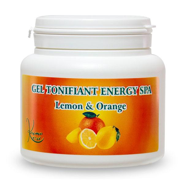 Gel Tonifiant Energy Spa, 500ml, Kosmo Line 0