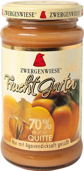 Gem de gutui BIO indulcit cu nectar de agave FARA ZAHAR 0