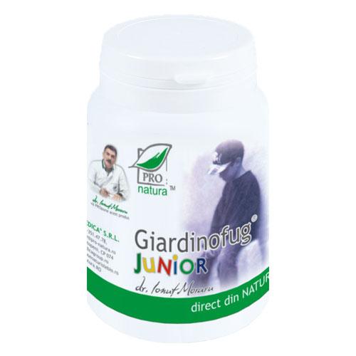 Giardinofug Junior, 90 capsule, Medica 0