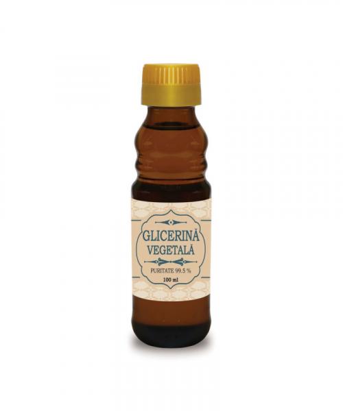 Glicerina vegetala puritate 99,5%, 100ml, Herbavit [0]